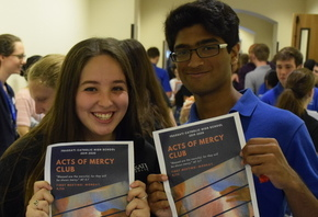 Acts of Mercy Club