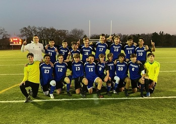 Victory at the Allen Academy Classic Soccer Tournament
