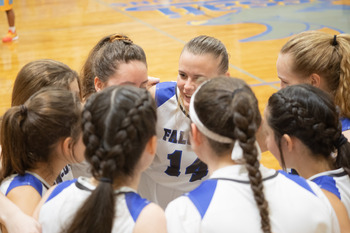 Frassati Girls Basketball Teams Sweep Northland Christian!