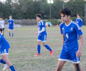 Another District Win for the Boys Varsity Soccer Team!