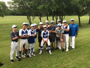 TAPPS 5A Baseball Playoff Game