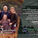 Why Catholic Schools? A Reflection by Holy Family Parent, Jamie Hada