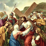 The Stations of the Cross- cancelled until further notice