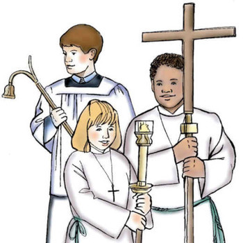 Altar Server Training Class