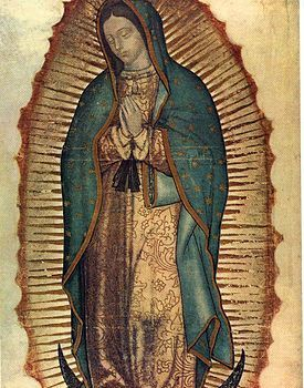 Our Lady of Guadalupe Novena - Day 1
