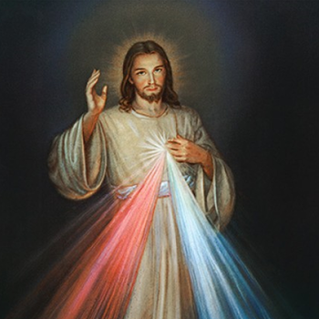 The Chaplet of Divine Mercy- cancelled until further notice