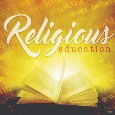 Religious Education--canceled