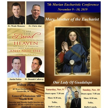 7th Annual Marian Eucharistic Conference
