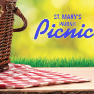 Parish Picnic - Classes will be held