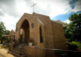St Mary's Open for Private Prayer