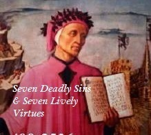 SEVEN DEADLY SINS, SEVEN LIVELY VIRTUES - Caribou