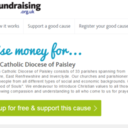 Easyfundraising & Supporting your Diocese