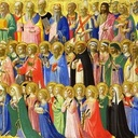 All You Holy Saints in Heaven, Pray for us!