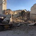 Earthquake destroys St Benedict's Basilica in Norcia