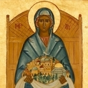 THE BLESSED VIRGIN MARY, QUEEN OF PALESTINE