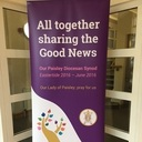 New Launch of the Synod Banner