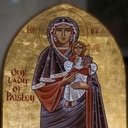 Our Lady of Paisley Icon available to order