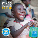 Mary's Meals is being match-funded