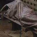 Homeless Jesus statue installed in Glasgow city centre
