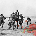 The day a Scot brought a football to the battlefield...