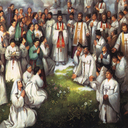Saints Andrew Kim Taegon, Paul Chong Hasang, and Companions