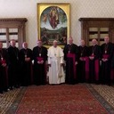 Scotland Bishops' Conference has first ad limina visit with Pope Francis