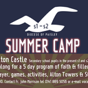 The Diocese of Paisley Summer Camp