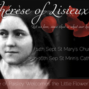 Saint Therese Relics Thanks