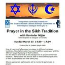 Prayer in the Sikh Tradition with Ravinder Nijjar