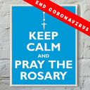 Rosary for an end to Coronavirus