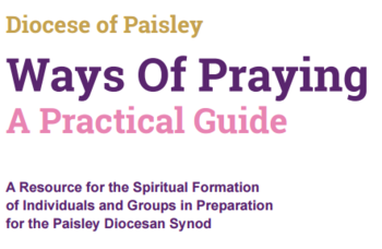 New SYNOD Prayer Guide