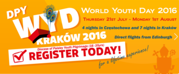 World Youth Day 2016 Pilgrimage to Krakow