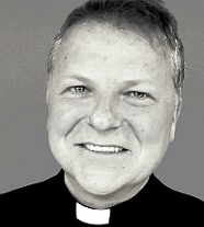 Graham Spiers talks to Bishop John Keenan; the youngest bishop in the UK.