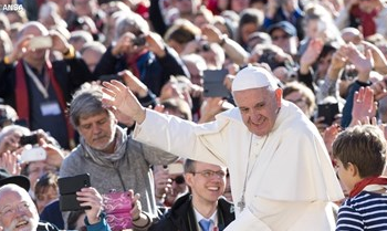 Pope Francis calls for Mercy