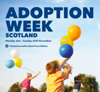 Adoption Week - Scotland