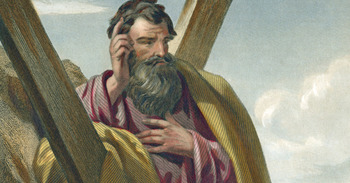 30th November - Feast Day of St Andrew