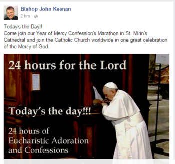 24hrs for the Lord