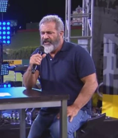 Mel Gibson - The Passion of Christ Sequel