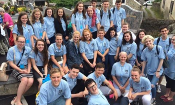 Youth to Lourdes - Journeying On