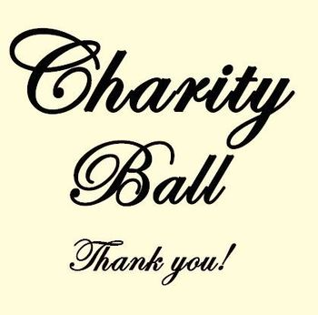 Bishops' Charity Ball Thanks