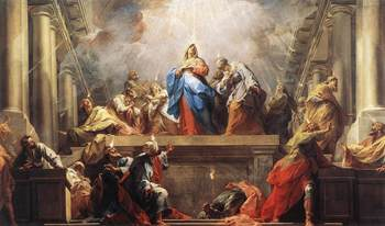 A Mighty Wind: Scott Hahn Reflects on Pentecost Sunday