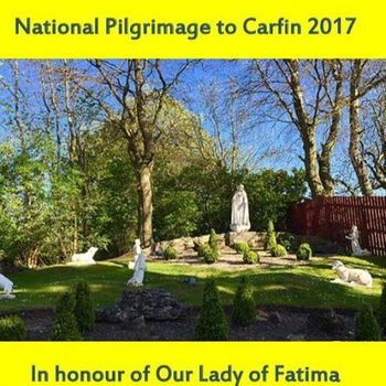 Annual Diocesan Marian Pilgrimage to Carfin 2017