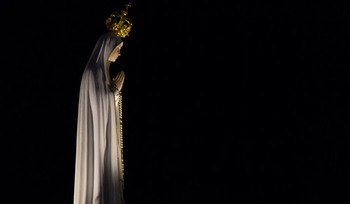 Our Lady of Fatima Statue visits the Diocese
