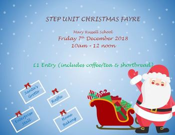 Mary Russell Christmas Fayre