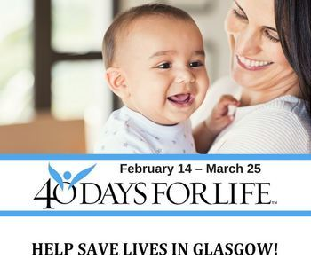 40 Days for Life Annual Reunion ­­­­­­­­­­­on Saturday 1st September 2018