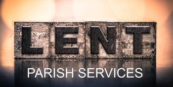 Lenten Services finder...