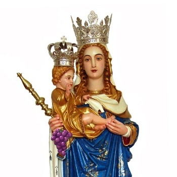 Our Lady of Aberdeen visits St Mirin's Cathedral