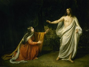 Chastity and the consolation of Easter