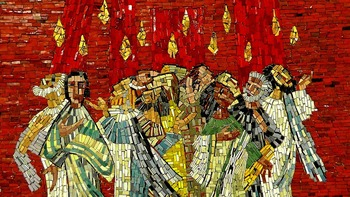 Every Mass is meant to be another Pentecost.