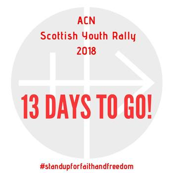 ACN Scottish#Youth Rally 2018